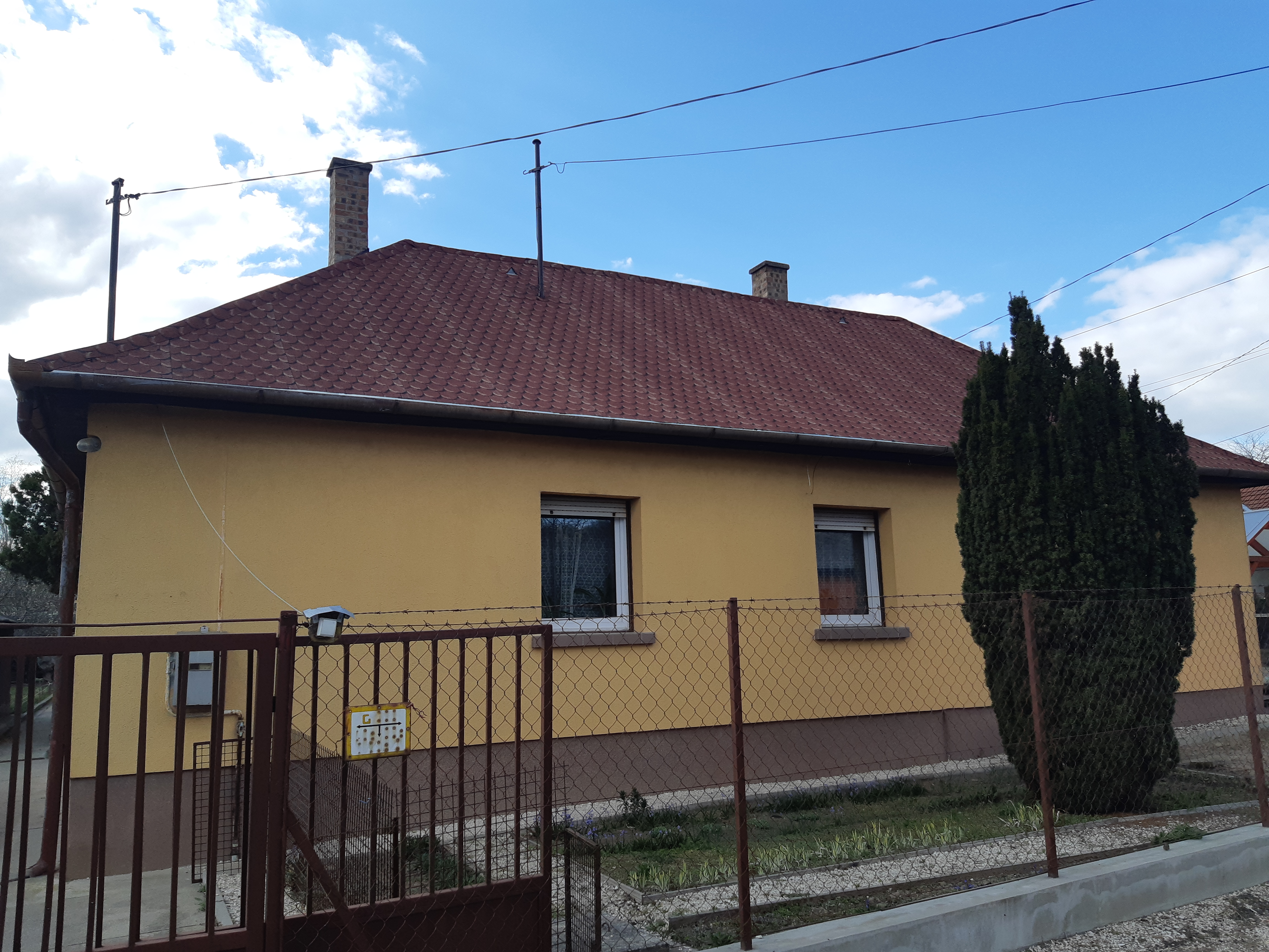 Palatető felújítás , palatető szigetelés Teljes tető felújítása