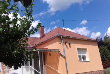 Palatető felújítás Vanyarc, palatető szigetelés Vanyarc - Mezőkövesd