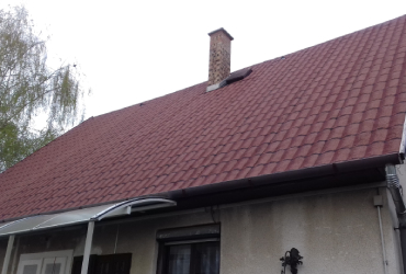 Palatető felújítás Lepsény, palatető szigetelés Lepsény - Sajószeged