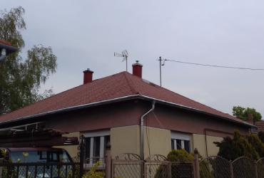 Palatető felújítás Lórév, palatető szigetelés Lórév - Hajdúböszörmény